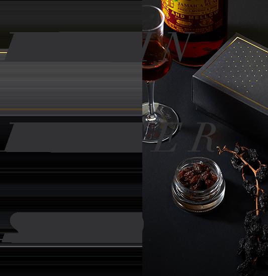 RAISIN BUTTER SAND